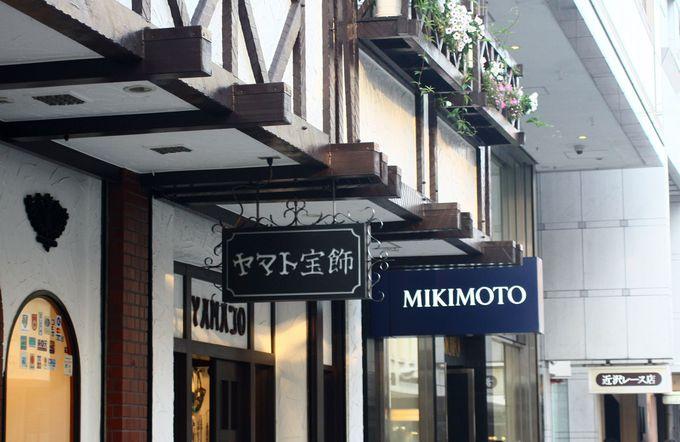 『猫の恩返し』−横浜元町ショッピングストリート