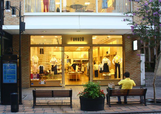 職人気質を持つファッションブランド「フクゾー」
