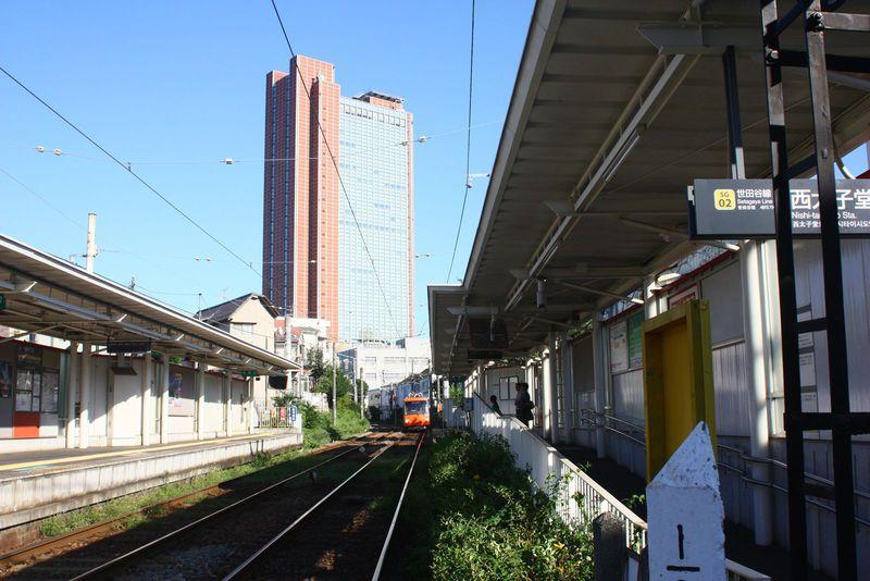 東京都内を走る路面電車でゆっくり味わうタイムスリップ感 東急世田谷線