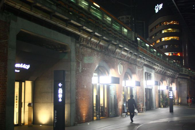 万世橋駅が現在まで残っていたのは奇跡かも……