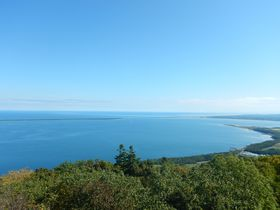 サ・ローマの休日を!オホーツクを一望する絶景!サロマ湖展望台|北海道|トラベルjp<たびねす>