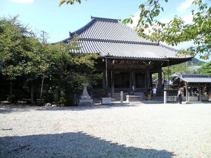 東海道47番目の宿場は、関地蔵院の門前町として発展
