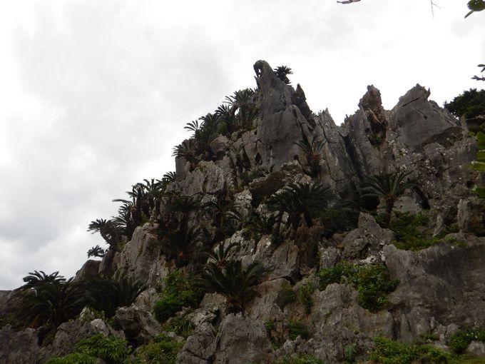 巨岩奇石群とパワースポット