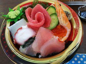 新鮮な海鮮丼が美味!沖縄の小さな離島・奥武島「いまいゆ市場」|沖縄県|トラベルjp<たびねす>