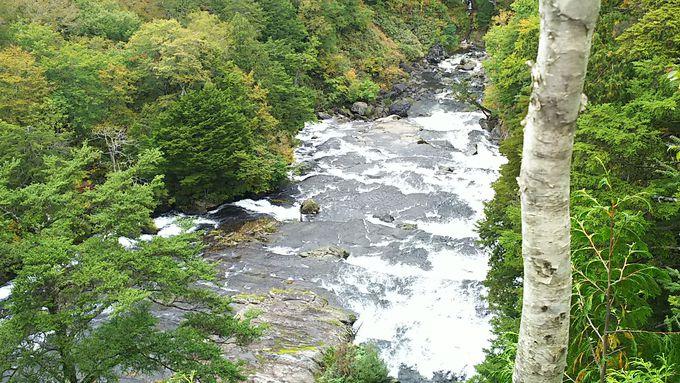 三条の滝と平滑ノ滝