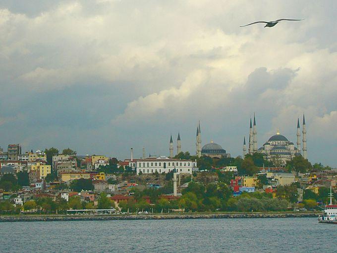 オスマン帝国の古都 ブルサへ