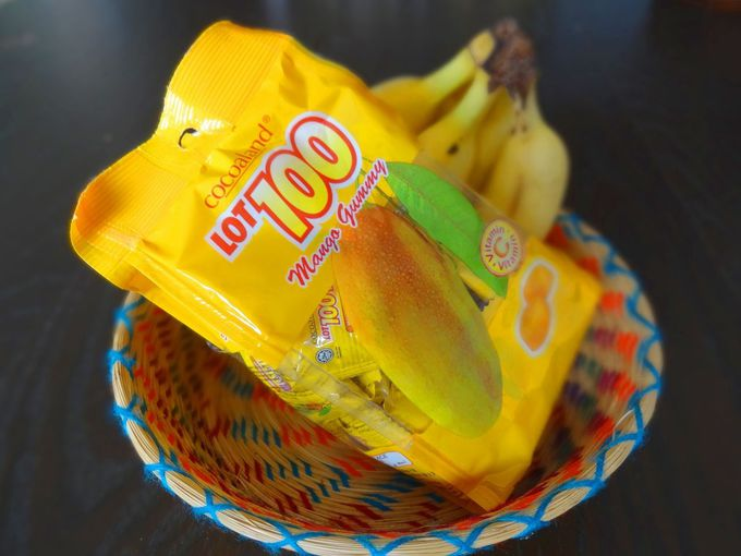 Cocoaland社のマンゴーグミ(LOT100)