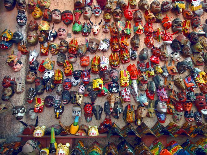 魅惑のグアテマラ土産
