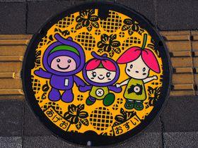 マンホールカード新情報も!埼玉県上尾市のご当地マンホール充実度がスゴイ