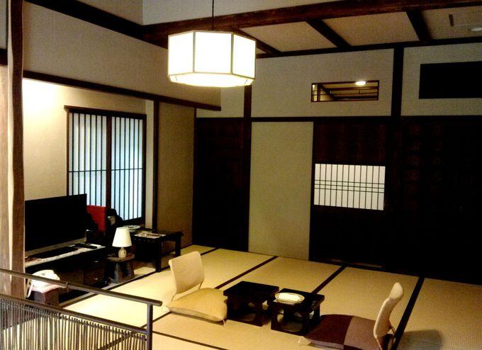 長生館の特別室は、女将こだわりがつまった贅沢空間
