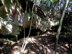 どうやって歩けと?佐世保の住宅地内の史跡「泉福寺洞窟」が色々と奥深い|長崎県|トラベルjp<たびねす>