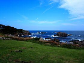 青と緑のコントラストが美しい!青森県「種差海岸」の絶景散策|青森県|トラベルjp<たびねす>