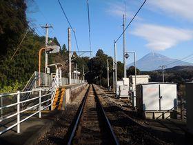 富士山がきれいな秘境駅!静岡「沼久保駅(身延線)」でぶらり途中下車の旅|静岡県|トラベルjp<たびねす>