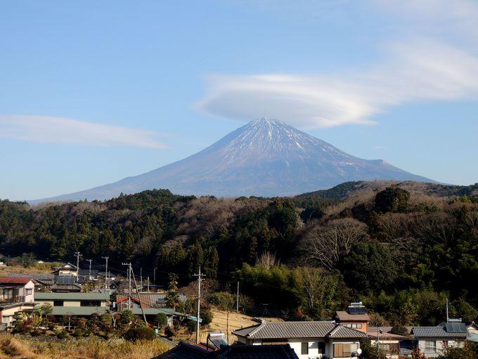 鉄道と富士山のツーショット!沼久保駅は富士山撮影の穴場