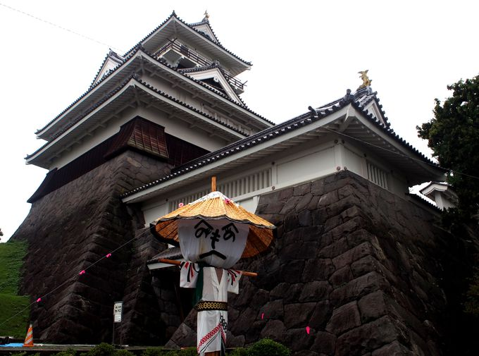 羽州の名城・上山城の歴史