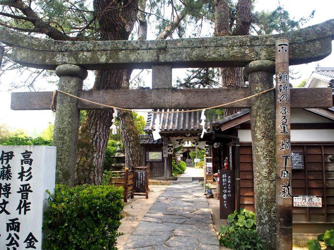 お寺なのに円政寺には鳥居がある・・妙だな