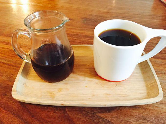 日本未上陸!インテリジェンシアコーヒーでひと休み