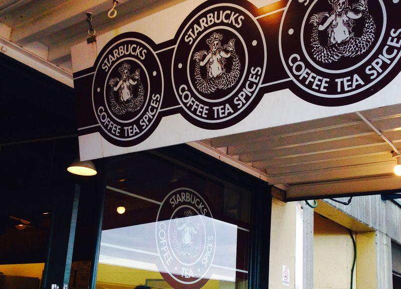 スタバ一号店を探せ!シアトルで元祖スターバックスコーヒーを味わう