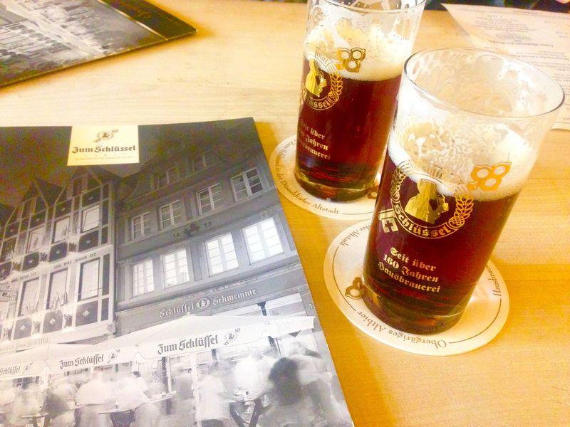 世界一長いバーカウンター!?ドイツ・デュッセルドルフでアルトビールを堪能