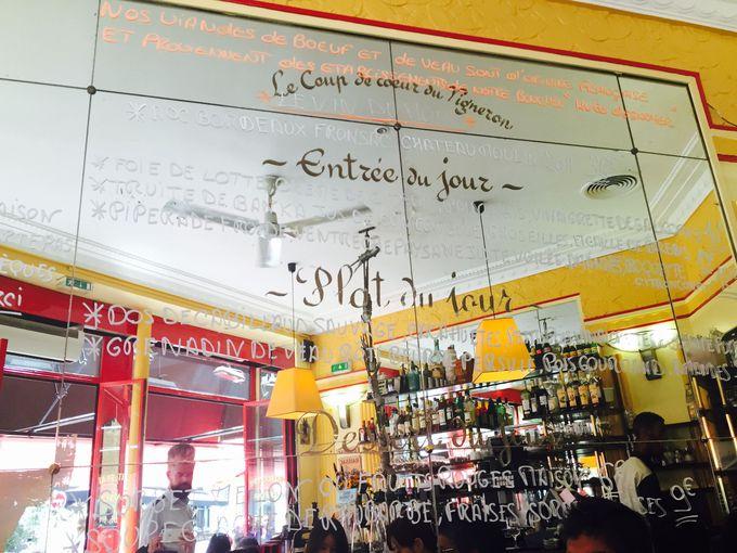 パリの大衆居酒屋、ビストロとは?