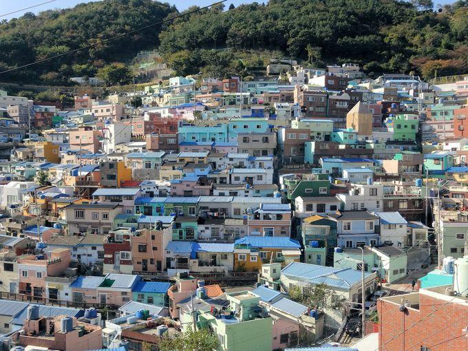 1.甘川洞文化村