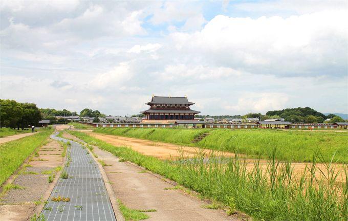 国際交流がもたらした生活文化と国際都市、平城京