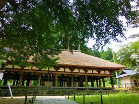 ラーメンだけじゃない!福島県・喜多方の寺社をめぐる旅|福島県|トラベルjp<たびねす>
