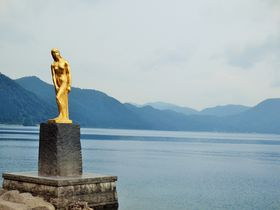 深さ日本一!コバルトブルーの湖、秋田県・田沢湖をめぐる|秋田県|トラベルjp<たびねす>
