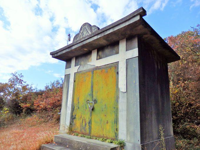 浅間神社のある展望台へ
