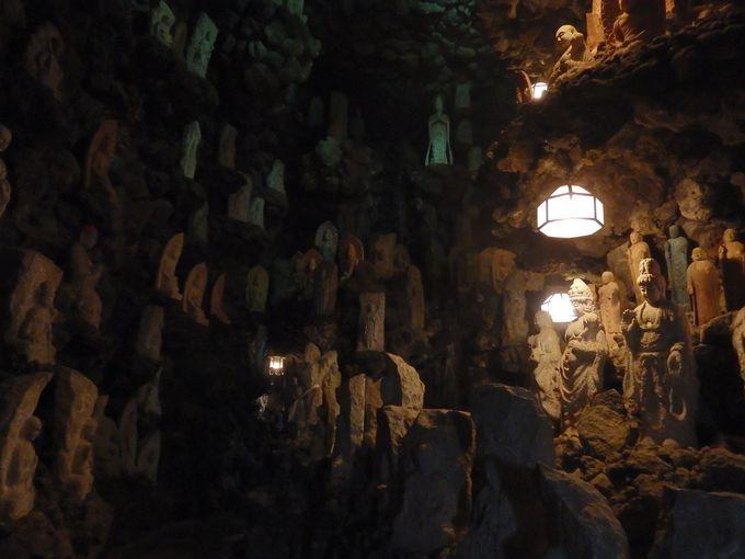 往生要集を視覚で体験できる千仏洞地獄峡