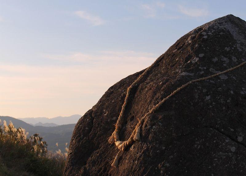 9.押戸石の丘