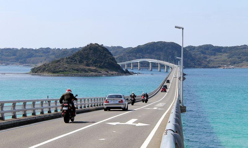 最高の絶景ドライブルート「角島大橋」