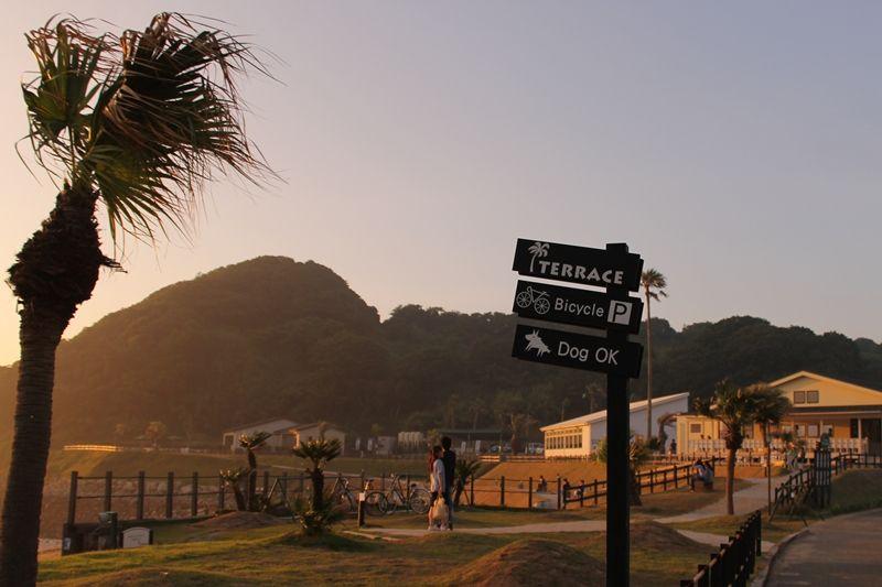 まるでハワイみたいなビーチパーク「パームビーチ・ザ・ガーデンス」