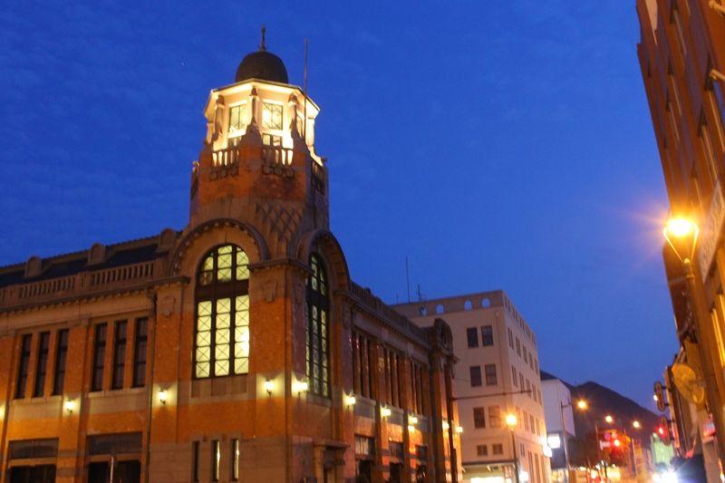 女子が絶対喜ぶ夜景スポット!北九州市「門司港レトロ」で最高の夜を