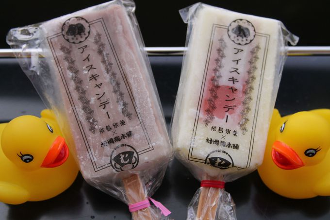 ようかんとアイスがコラボ!村岡総本舗「ようかんアイスキャンディー」