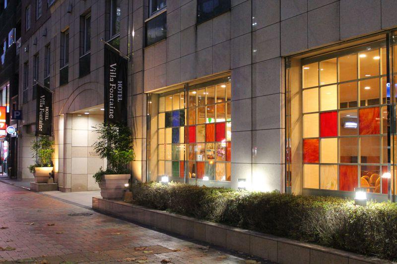 アクセス至便!「ヴィラフォンテーヌ東京茅場町」はお手頃価格で広くて快適なホテル