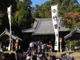 鹿児島「竹田神社」薩摩島津家中興の祖・島津忠良(日新公)いろは歌を巡ろう|鹿児島県|トラベルjp<たびねす>