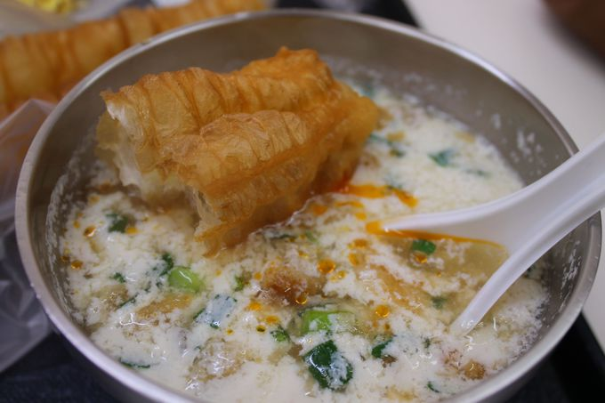 3日目・世紀豆漿大王で美味しい台湾朝ごはん