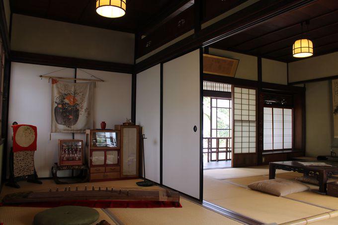 「岩尾薬舗・日本丸館」豪商の蔵屋敷でタイムスリップ