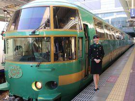 観光列車「ゆふいんの森」で由布院へ!小倉経由で列車の旅をじっくり堪能!
