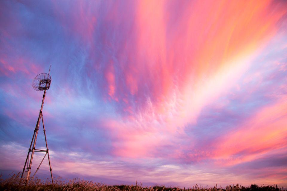 風景の美しさは超一級品!別世界のような圧巻の夕焼け「北海道・霧多布」