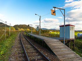 静寂の駅で癒しの一時を!北海道・幌延町は「秘境駅の里」