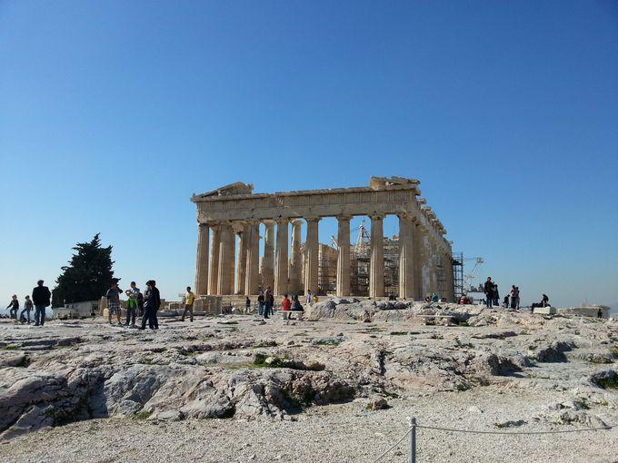 6.アテネ(ギリシャ)
