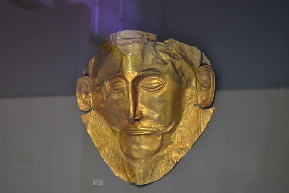 ここはハズせない!「アテネ国立考古学博物館」