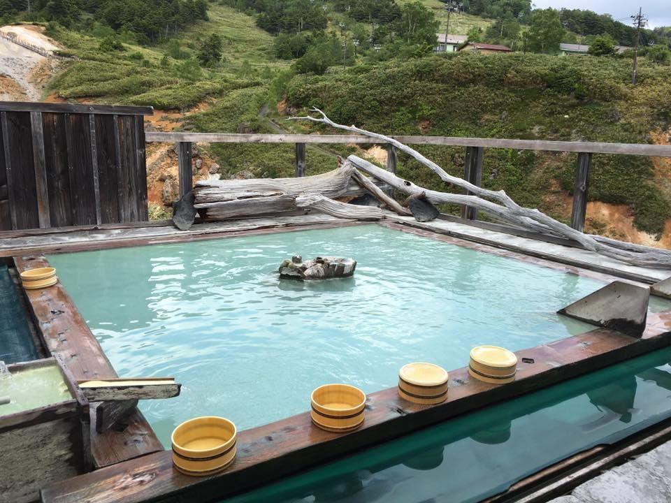 万座温泉を語るには!天空風呂「極楽の湯」