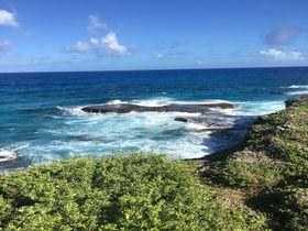 グアムのしっぽを捕まえにいこう!「グアム島」知られざる冒険スポットベスト3!