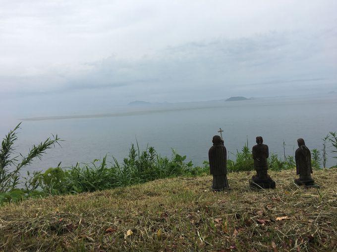 島原の乱の舞台「原城」