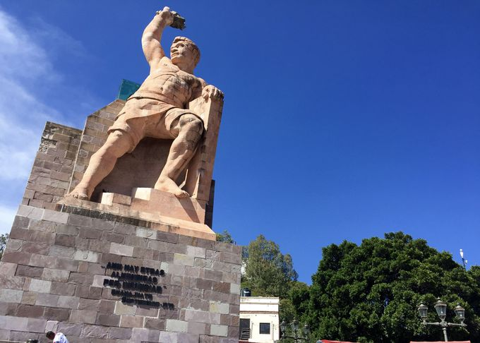 3.メキシコ独立の伝説的英雄ピピラ