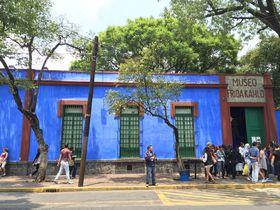 フリーダ・カーロが愛したメキシコシティ「コヨアカン」でアート、ショッピング、グルメを満喫