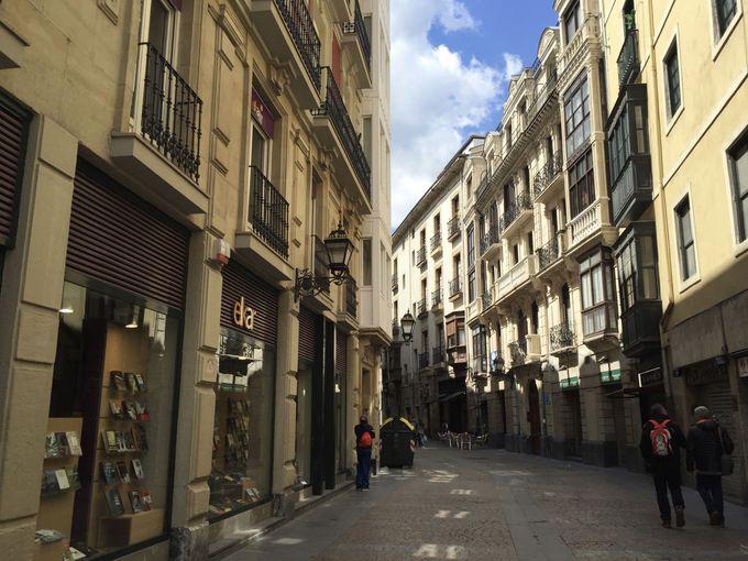 芸術と美食の街ビルバオ